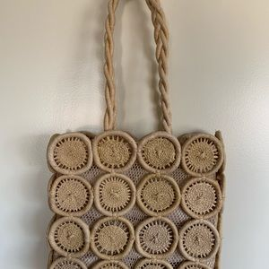 Madewell brand BNWT Natural Tote